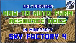 ATLauncher - Sky Factory - Videos