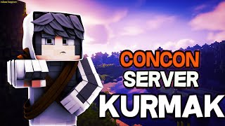 ATERNOS CONCON CRAFT SERVER KURMA| #1