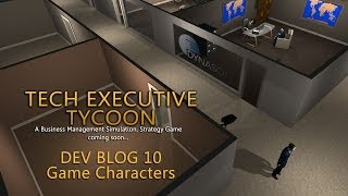Tech Executive Tycoon Developer Blog 10