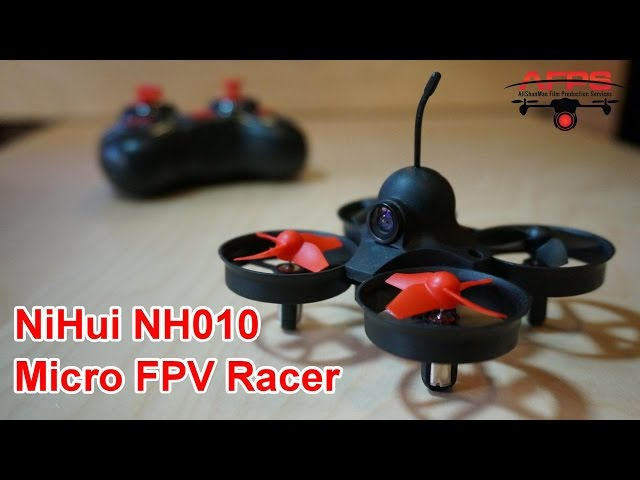 Another Tiny Whoop Clone Nihui NH-010 FPV Quadcopter