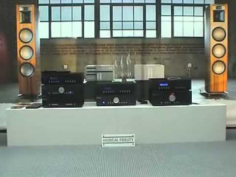 Klipsch, Jamo and Musical Fidelity @ 2011 High End Show  Munich