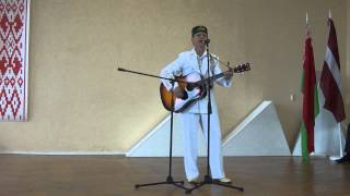 Tatar song from Belarus (performance in Latvia) 1