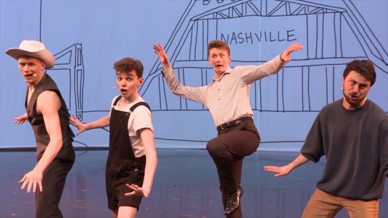 Nashville - SHEL: A HISTORICALLY FICTIONALIZED MUSICAL - University of Michigan