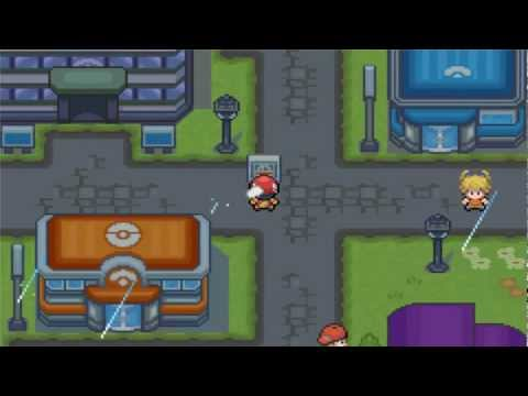 Pokemon Light Platinum Walkthrough Part 33 - Kyurem & Noormeak City