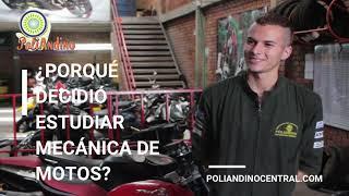 ¿Porqué estudiar mecánica de motos?