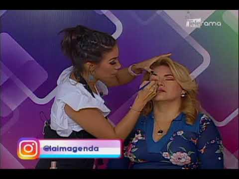 Maquillaje para mamá