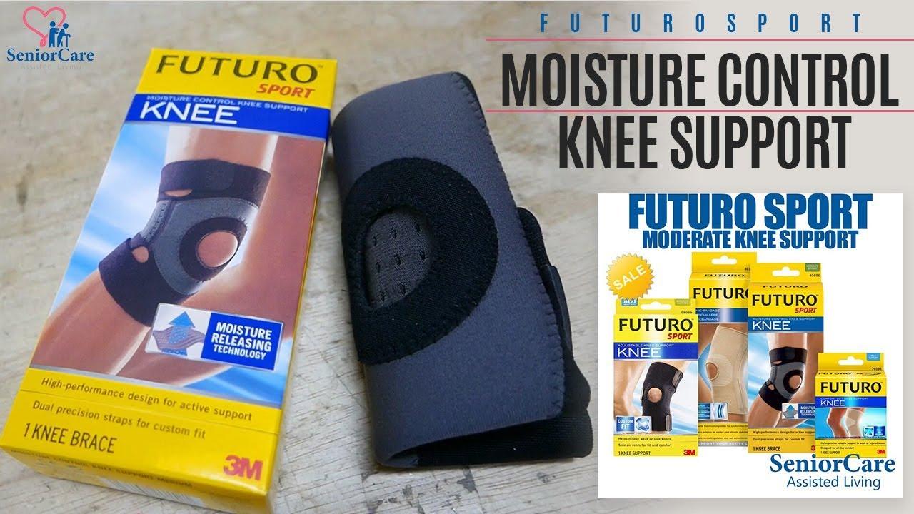1094c25035 3M Futuro Moisture Control Knee SupportSeniorCare – Singapore's Most  Reliable Online Elderly Store