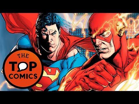 ¿Quién es más rápido Flash o Superman?