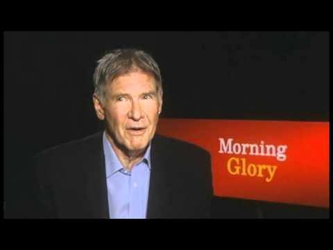 Interview with Harrison Ford for MORNING GLORY - Han Solo