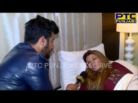 Rakhi Sawant Exclusive Interview After Injury At CWE Big Fight I PTC Punjabi