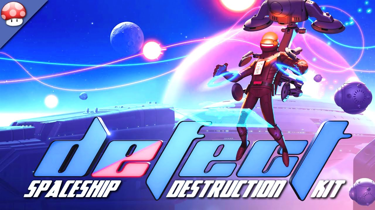 Download Defect Gameplay PC HD [60FPS/1080p]