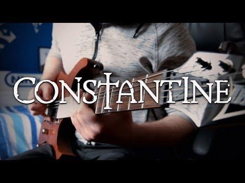 Constantine Theme on Guitar