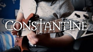 Constantine Theme on Guitar