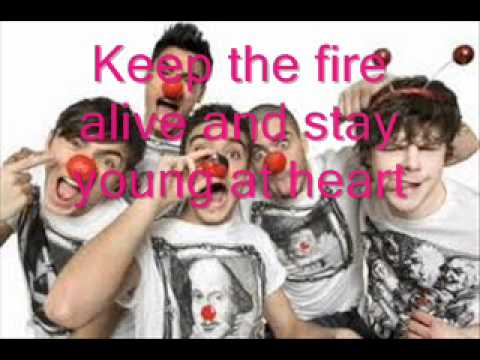 Gold Forever - The Wanted - Lyrics mp3