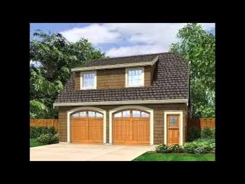Garage Apartment Plans - YouTube
