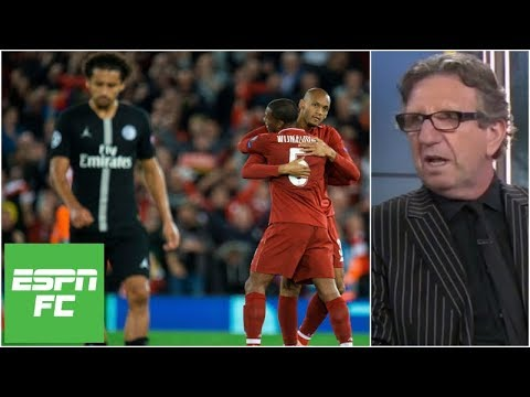 Liverpool vs PSG 3-2 Champions League reaction: Neymar 'poor,' Firmino anything but | ESPN FC