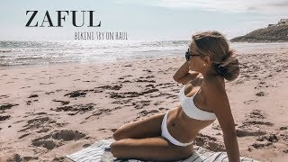AFFORDABLE TRY ON BIKINI HAUL || ZAFUL