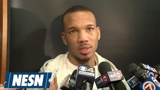 """Avery bradley on ecf game 2: """"it was just embarrassing"""""""