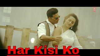 Har Kisi Ko - Boss (2013) Full Video Song *HD*