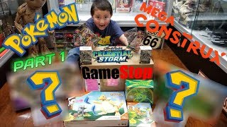 GAMESTOP SENT THE BEST POKEMON MYSTERY BOX YOU'LL EVER SEE!! THESE PULLS SAVED FRIDAY FREEDAY!? Pt.1