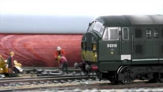 Lakeland Railway Demolition Trains DCC Sound