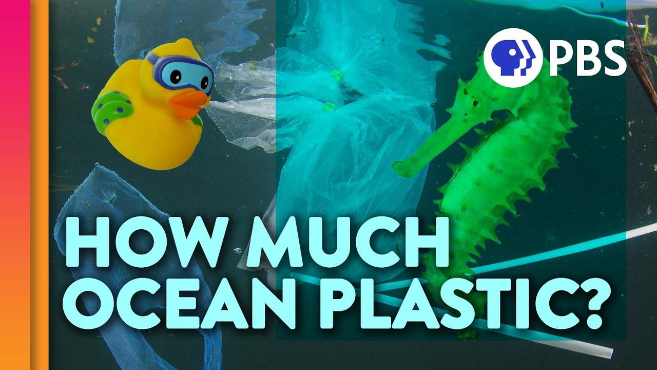 marine plastics smithsonian ocean