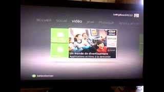 Comment changer le non de son profil Xbox 360
