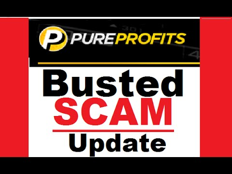 Pure Profits System Review - Trading SCAM Warning (NEW Update)