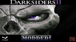 ★ Darksiders 2 : Modded , Super Jump , God Mode , Inf Gold , ft. Gears! -- WAY➚