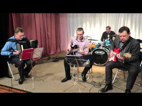 Main Street (французский аккордеон) - ALL OF ME - Концерт в ОДРИ (jazz accordion)
