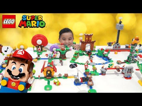 Kaison's LEGO MARIO City CKN |