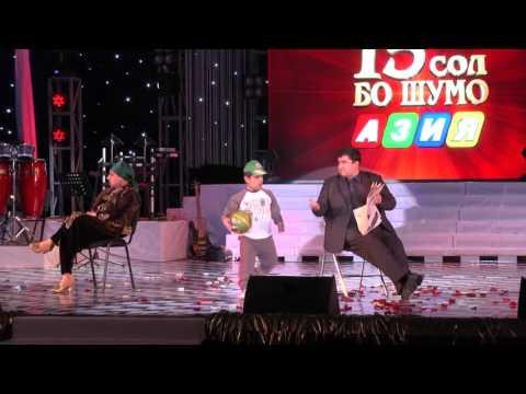 Хандинкамон на 15-ти летии ТВ Азия