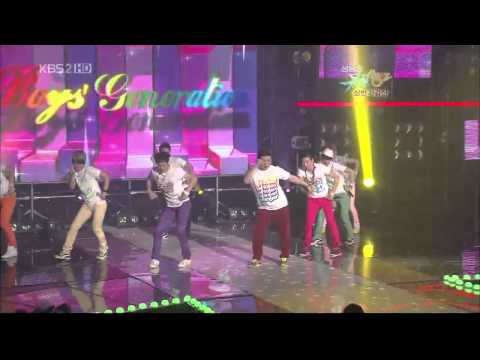 Girls & Boys Generation ft. Super Junior, 2pm, Shinee, SNSD