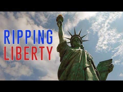 Statue Of Liberty FPV - KEN HERON