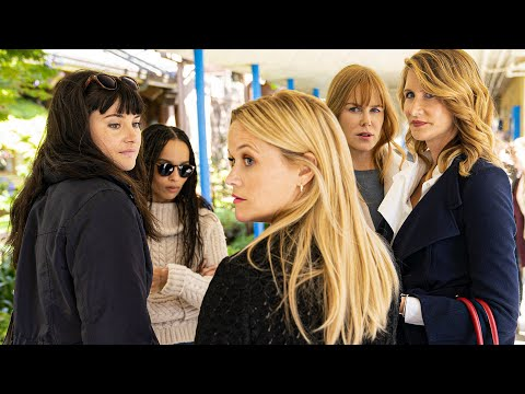BIG LITTLE LIES Trailer (2017) Shailene Woodley, Nicole Kidman