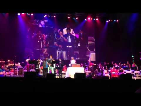Yuvan Performing in SJ Feb 2013 Ilayaraja Concert