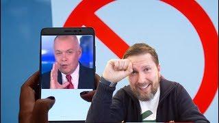 Телеграм - оружие Кремля
