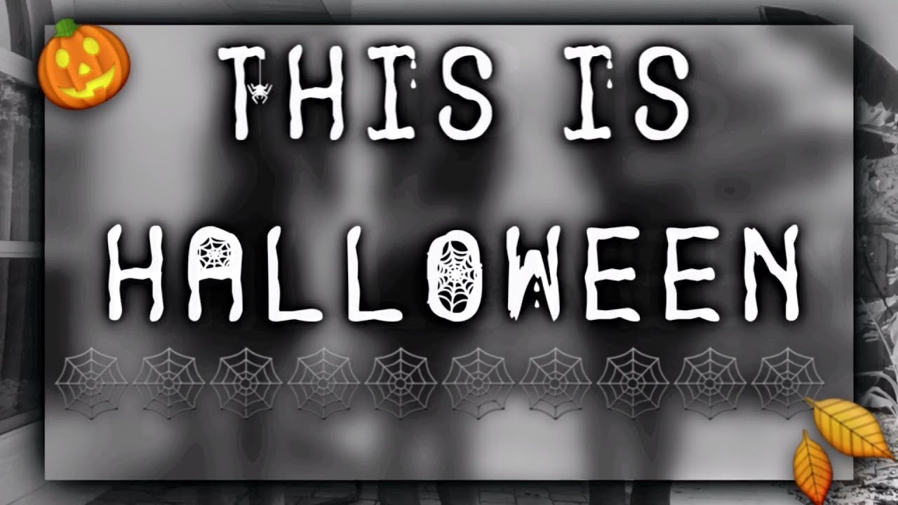 🎃This is Halloween Remix  Born 2 Be Ivy🎃 - YouTube