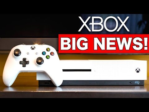 BIG NEWS for Xbox One and Xbox Live!!