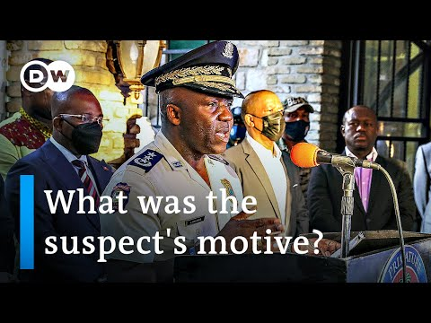 Haiti police arrest