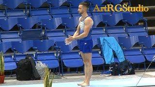 Artem DOLGOPYT (ISR) VT AA - 2018 Ukraine International Cup