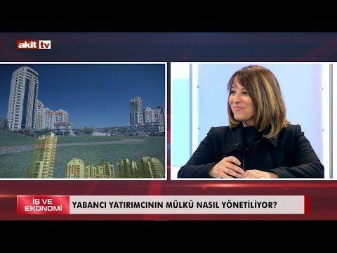 Mresco Türkiye Ceo'su Oya Zingal  /Akit Tv 13 Mart 2017
