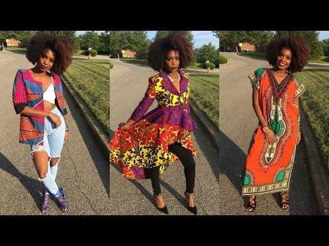 African Inspired Fashion | MissKenK