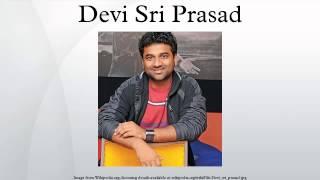 Devi Sri Prasad
