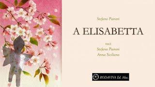 Stefano Pianori Ft. Anna Siciliano - A ELISABETTA