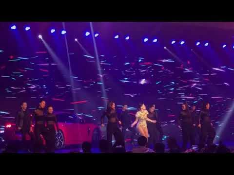 Diva Thu Minh với màn opening cực sung khi trình diễn ca khúc HOT trong event của Porsche