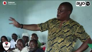 'Mzee Kikwete aliniambia neema inakaa kwenye tumbo la shari' - Nape Nnauye