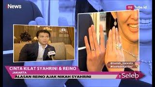 Seperti Kesambar Petir, Reino Barack dapat Hidayah untuk Nikahi Syahrini - iSeleb 11/03