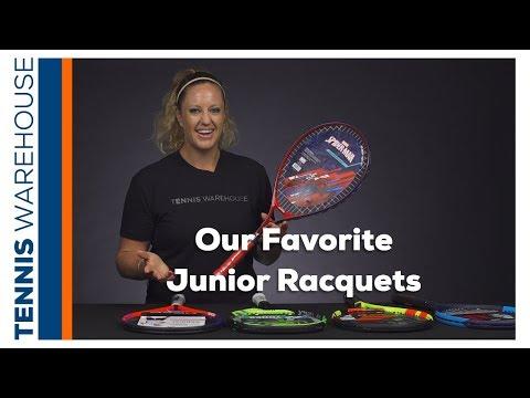 TW Learning Center: 2018 Best Junior Tennis Racquets