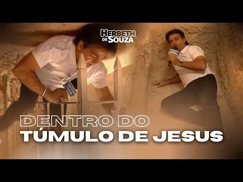Repórter Mundial Herbeth de Souza Túmulo de Jesus